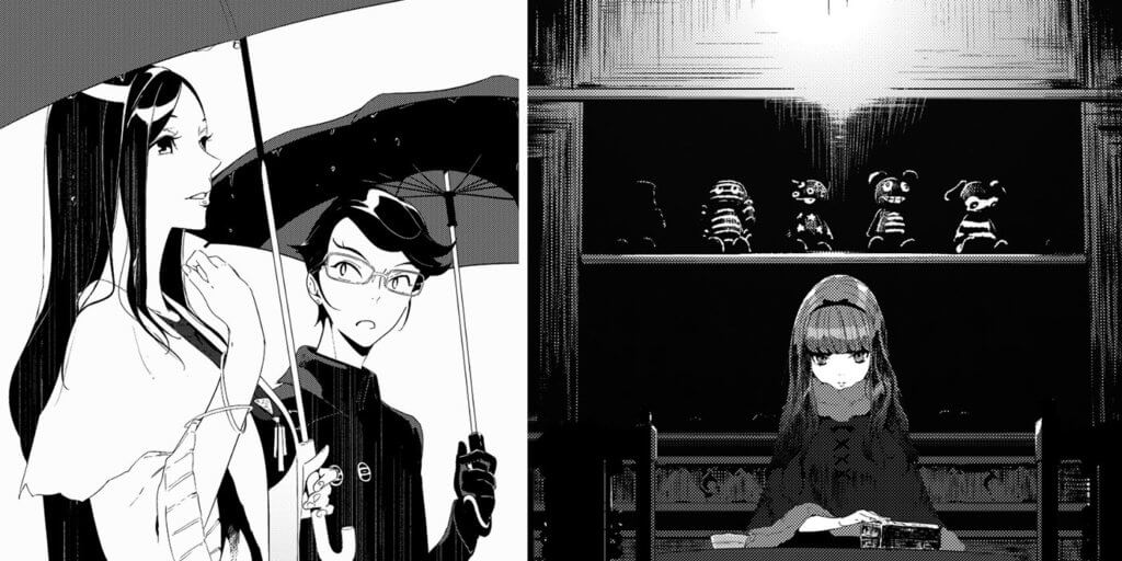 Occultic;Nine Vol. 1 Light Novel Review - Sarai with Ririka and Sarai
