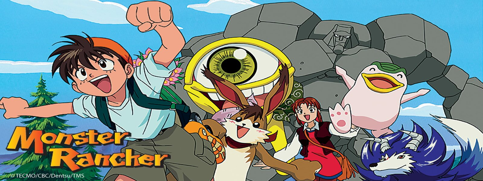 Monster Rancher (Image from Hulu)