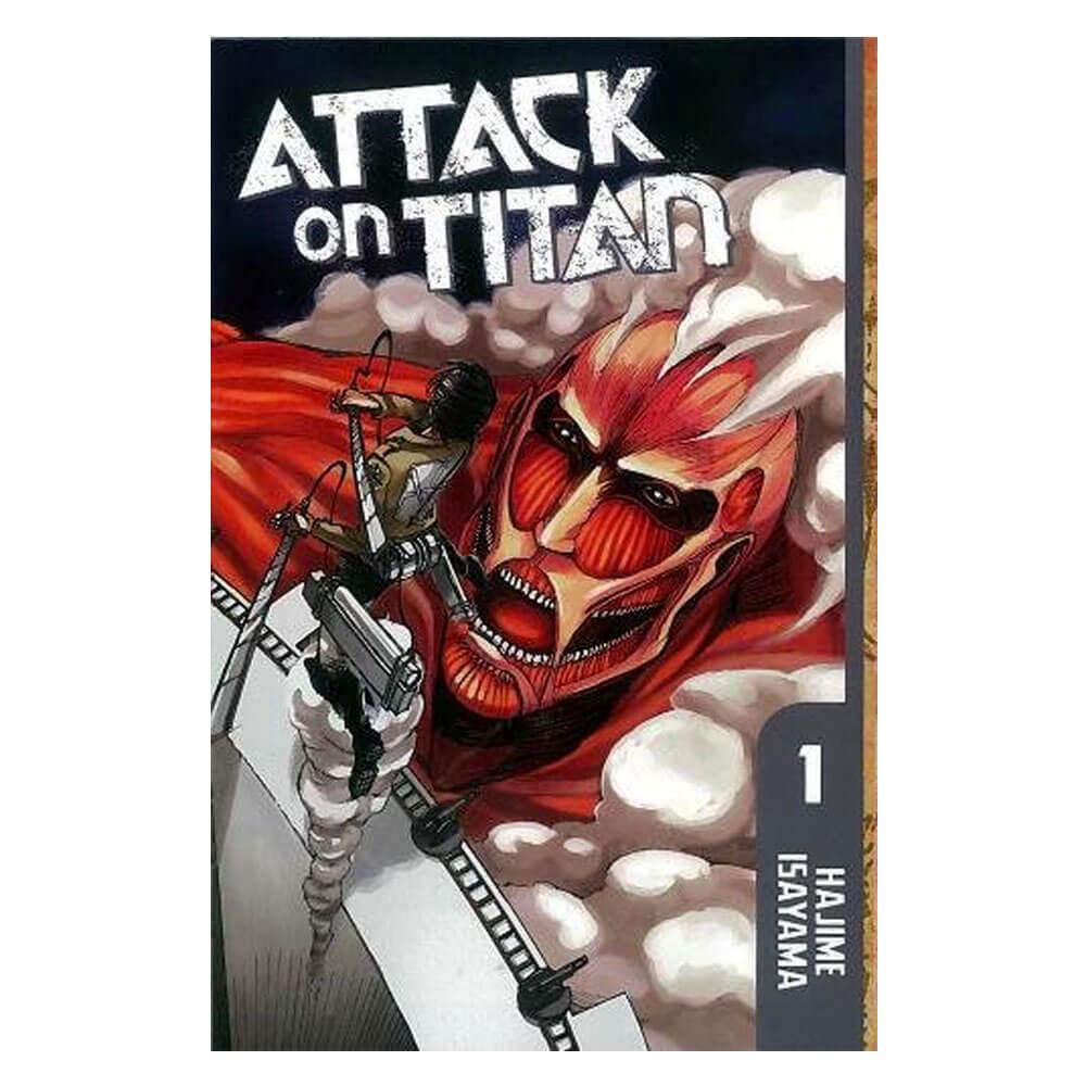 Attack on Titan Manga Volume 1