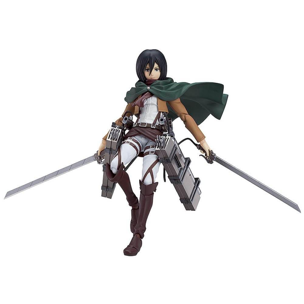 Attack on Titan Mikasa Statue Figure