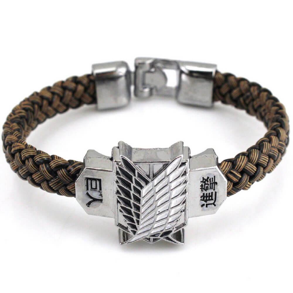 Attack on Titan Bracelet