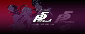 Persona 5 Cover Photo
