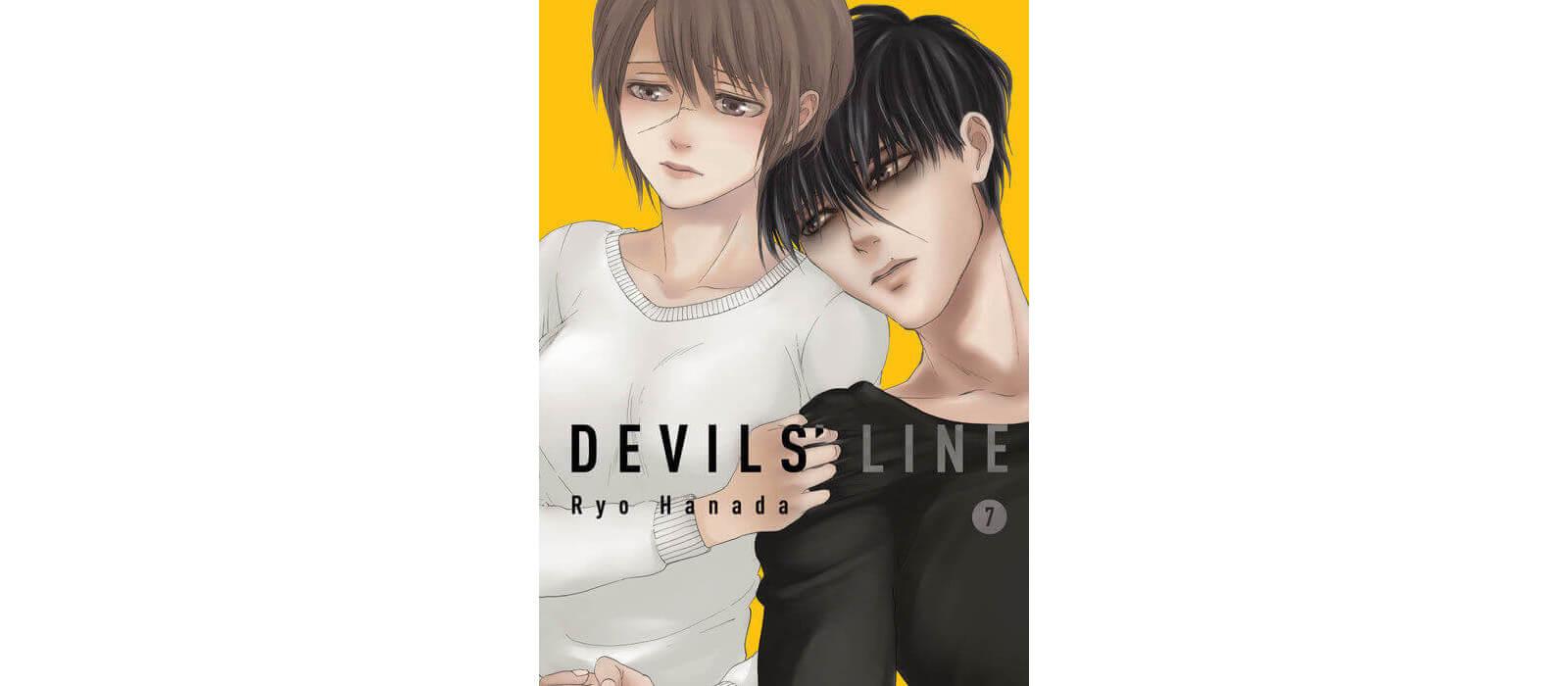 June 2017 Manga Releases - Devils Line 7 volume 1