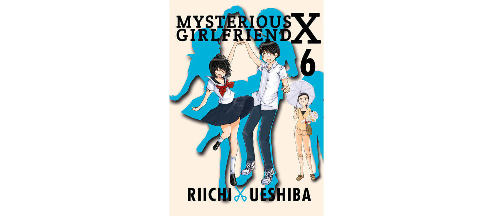 June 2017 Manga Releases Mysterious - Girlfriend X Volume 6