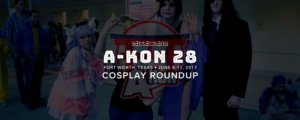 Yatta-Tachi Goes to: A-Kon 28 Cosplay