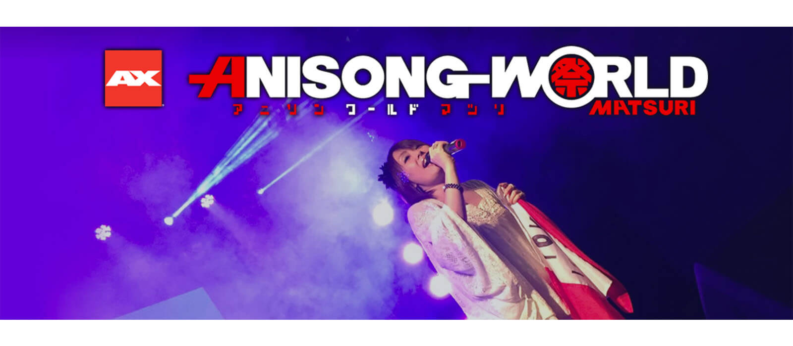 Anisong World Matsuri at Anime Expo