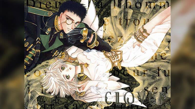 Clamp's Clover manga