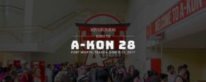 A-Kon 28 Review (Fort Worth, Texas)