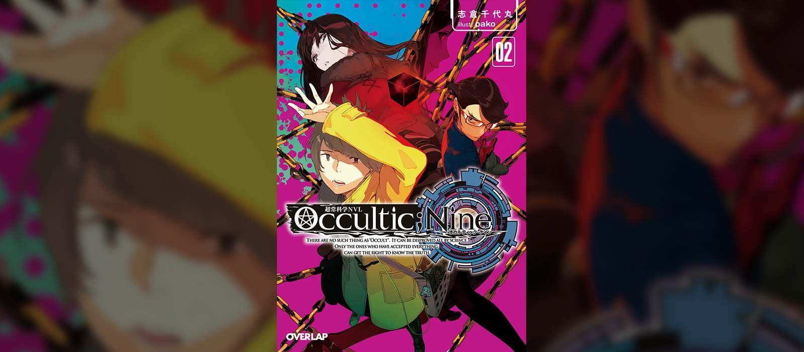 Occultic;Nine Vol. 2 Light Novel Review [Spoilers]
