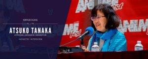 Hi, I'm Atsuko Tanaka, A Veteran Japanese Animator [Industry Interview]