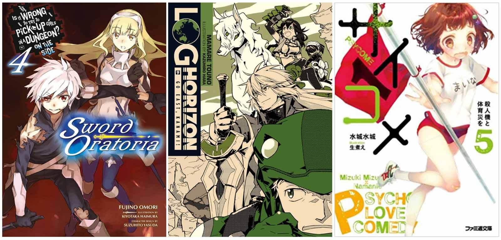 October 2017 Manga Releases