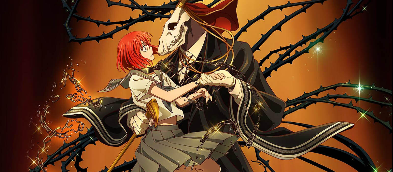 Atsumi Tanezaki - Chise & Elias from The Ancient Magus' Bride
