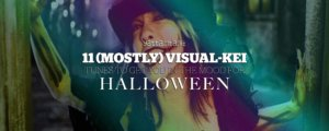 11 (mostly) Visual-Kei tunes to get you in the mood for Halloween