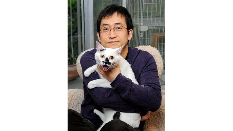 Junji Ito with Yon
