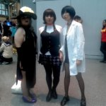Anime NYC Cosplayers