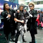 Anime NYC FFXV Cosplayers