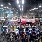 Anime NYC Top View