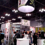 Anime NYC Yen Press Booth