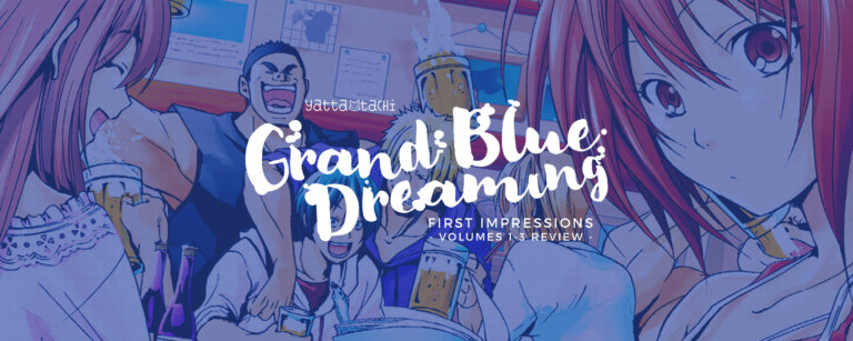 Grand Blue Dreaming First Impressions [Vol. 1-3] Review