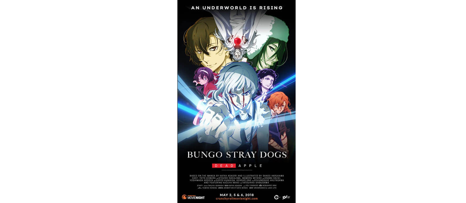 Bungo Stray Dogs - Dead Apple -