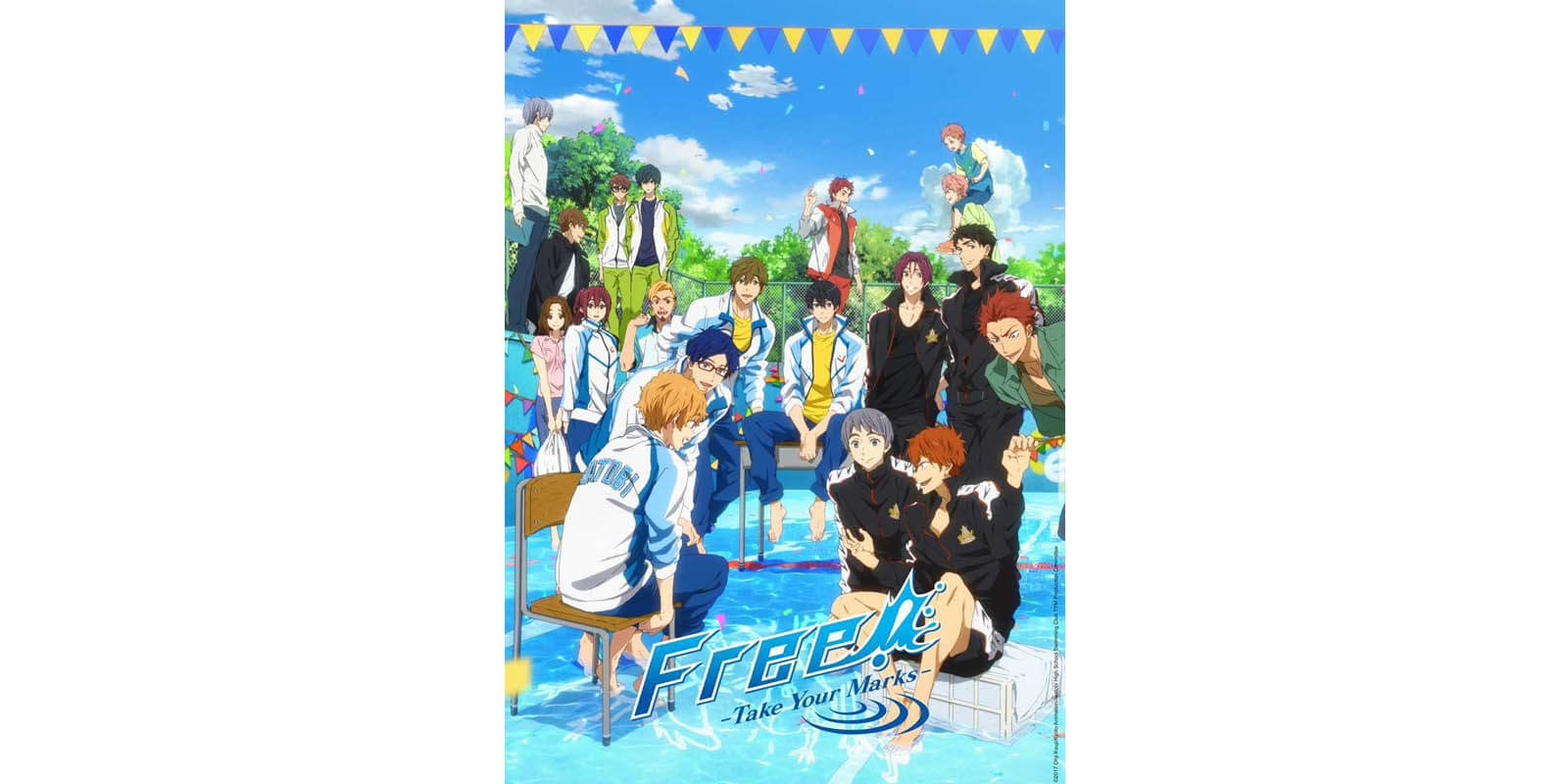 FREE! - take your marks -