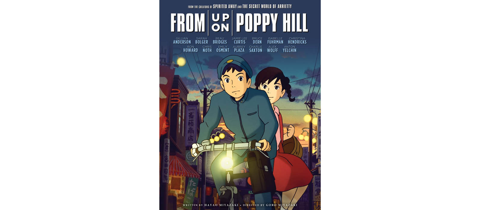 From Up On The Poppy Hill