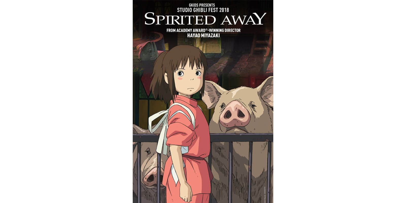 Spirited Away (Studio Ghibli Fest 2018)