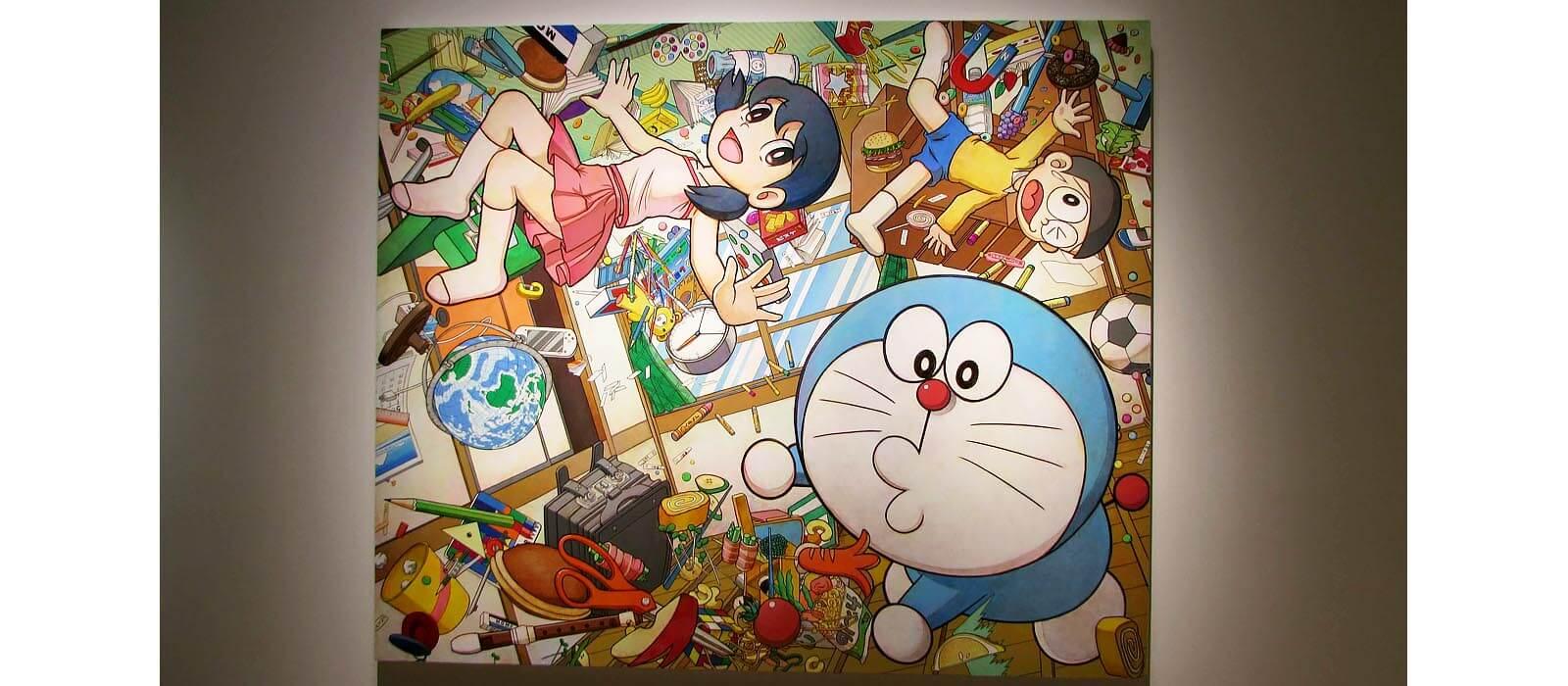 The Doraemon Exhibition - Gravity Adjuster