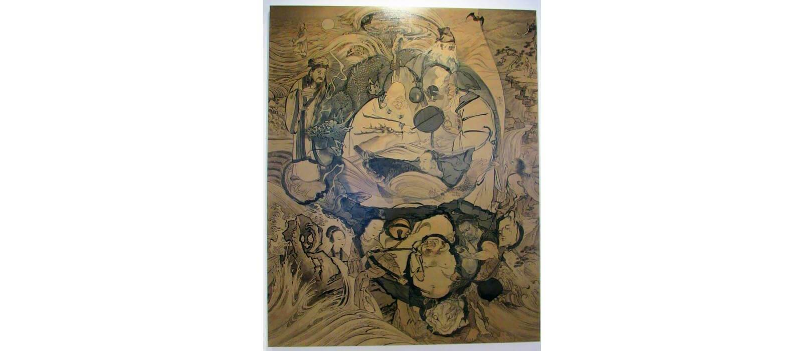 The Doraemon Exhibition - Hermits on the Waves