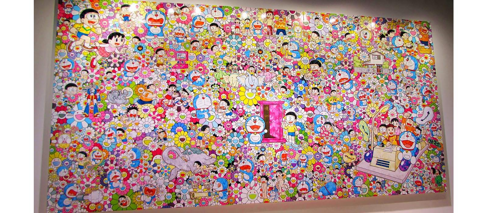 The Doraemon Exhibition-Wouldn't It Be Nice If We Could Do Such a Thing