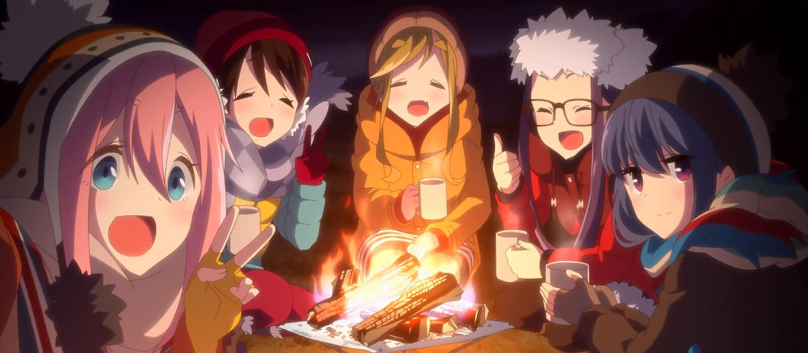 Yuru Camp / Laid-Back Camp