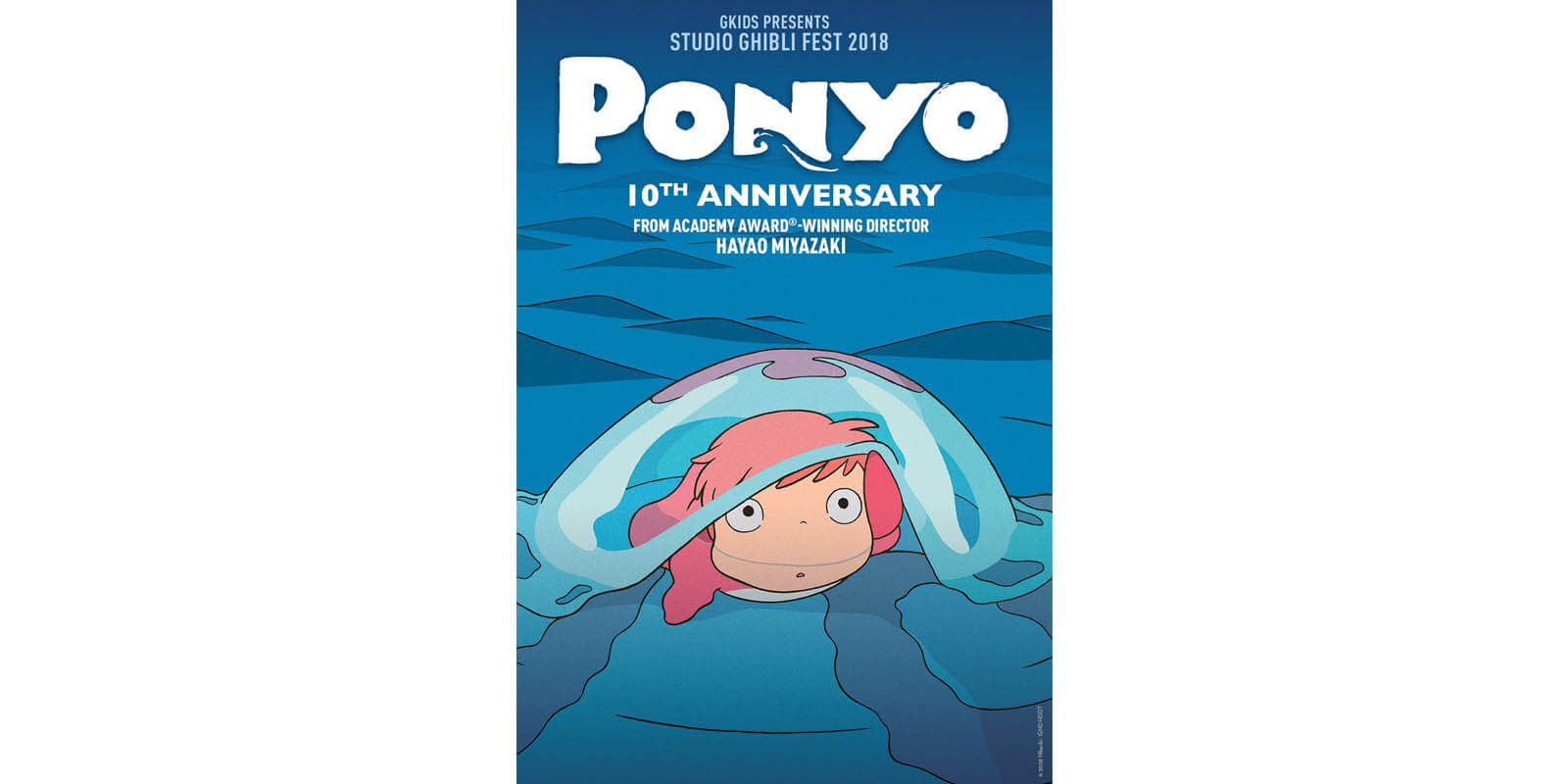 Ponyo (Studio Ghibli Fest 2018)