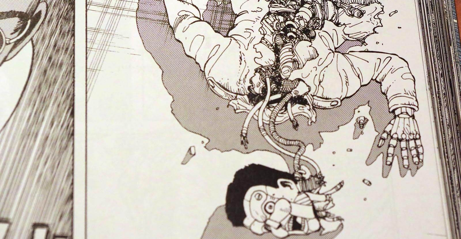 Battle Angel Alita Vol 1 Robot Gore