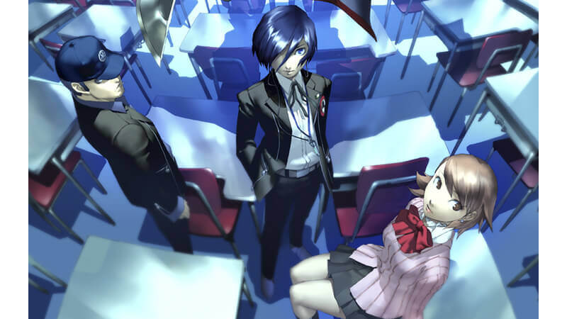 Persona 3 — From Someone Who Almost Died [Spoilers] » Yatta-Tachi