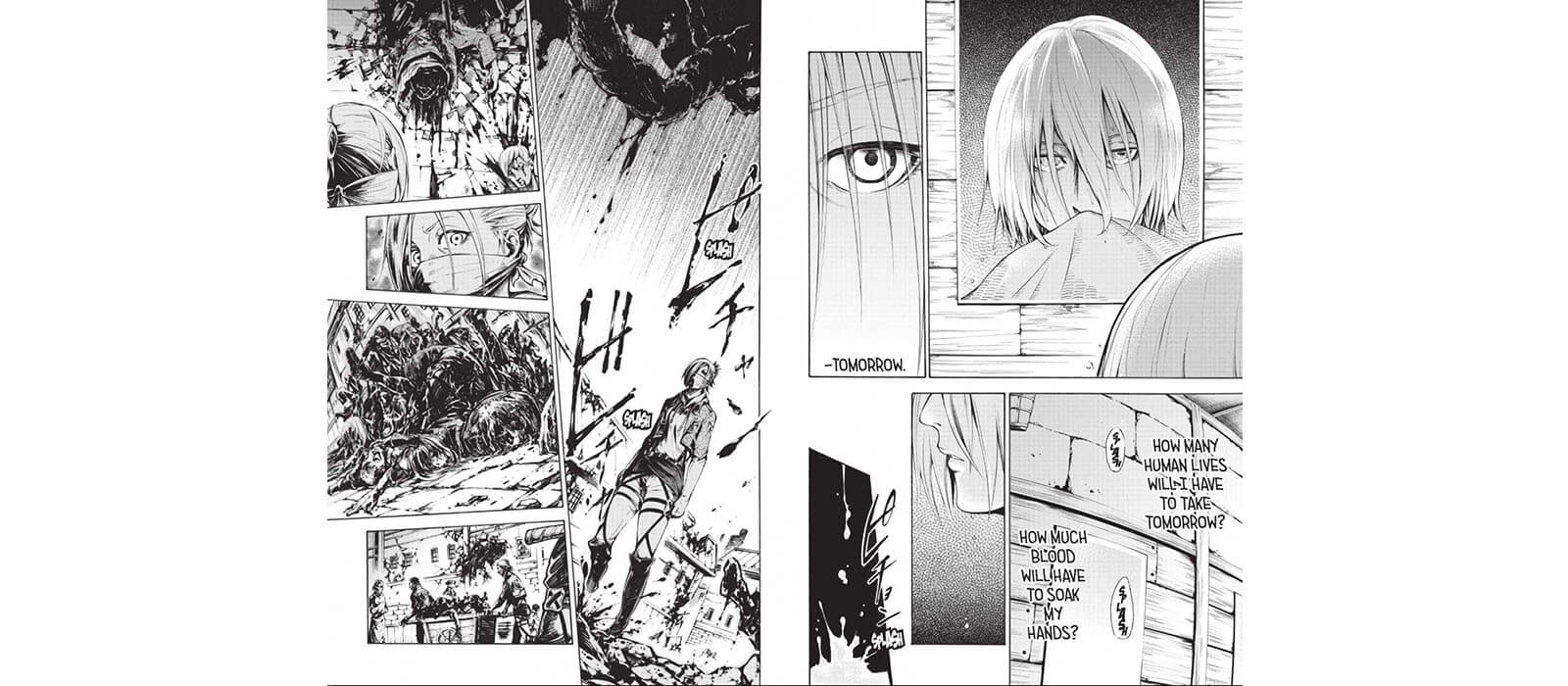 Lost Girls Volume 1 Page 1
