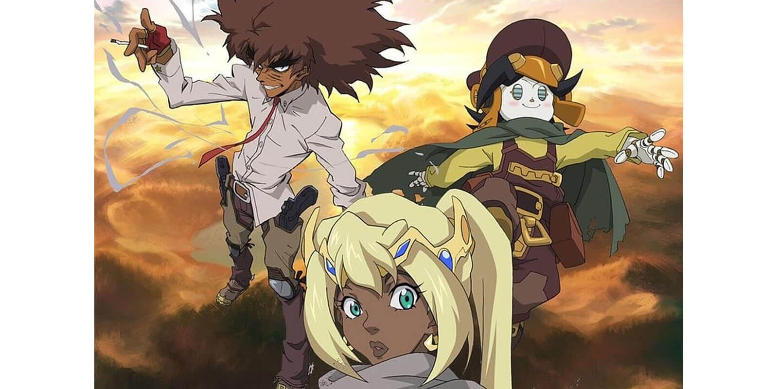 """""""Cannon Busters"""" is a project both LeSean Thomas and Thomas Romain are currently working on."""