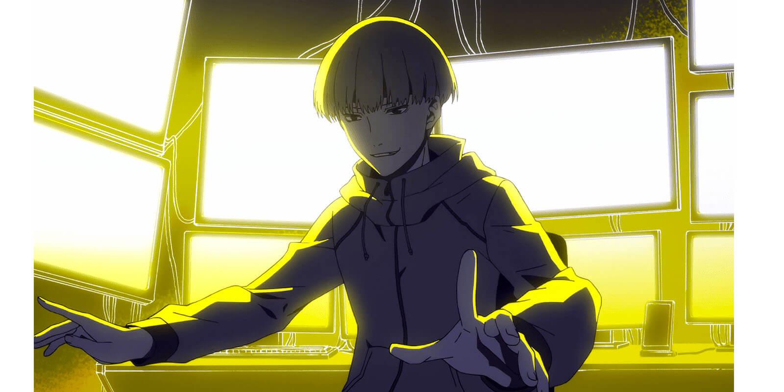 Enokida, the hacker.