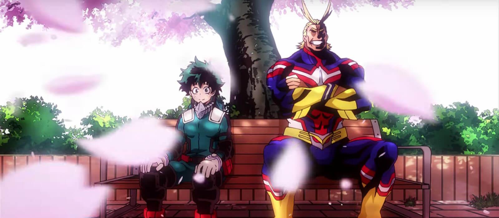 My Hero Academia Season 3
