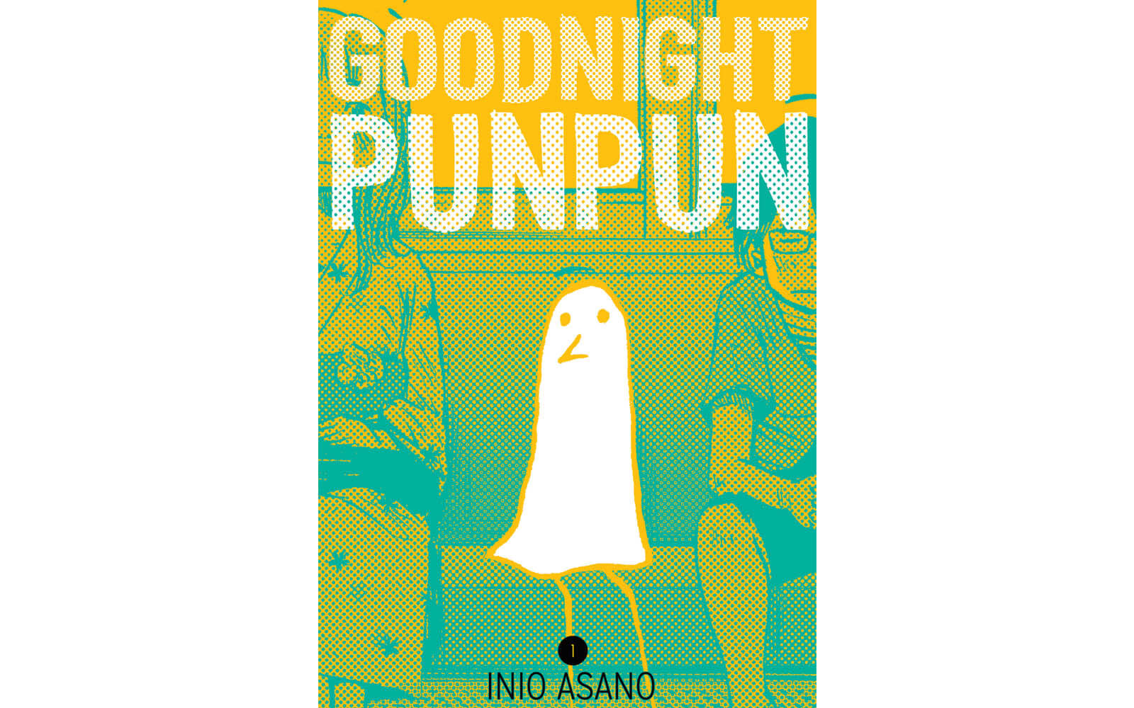Goodnight Punpun Manga Cover
