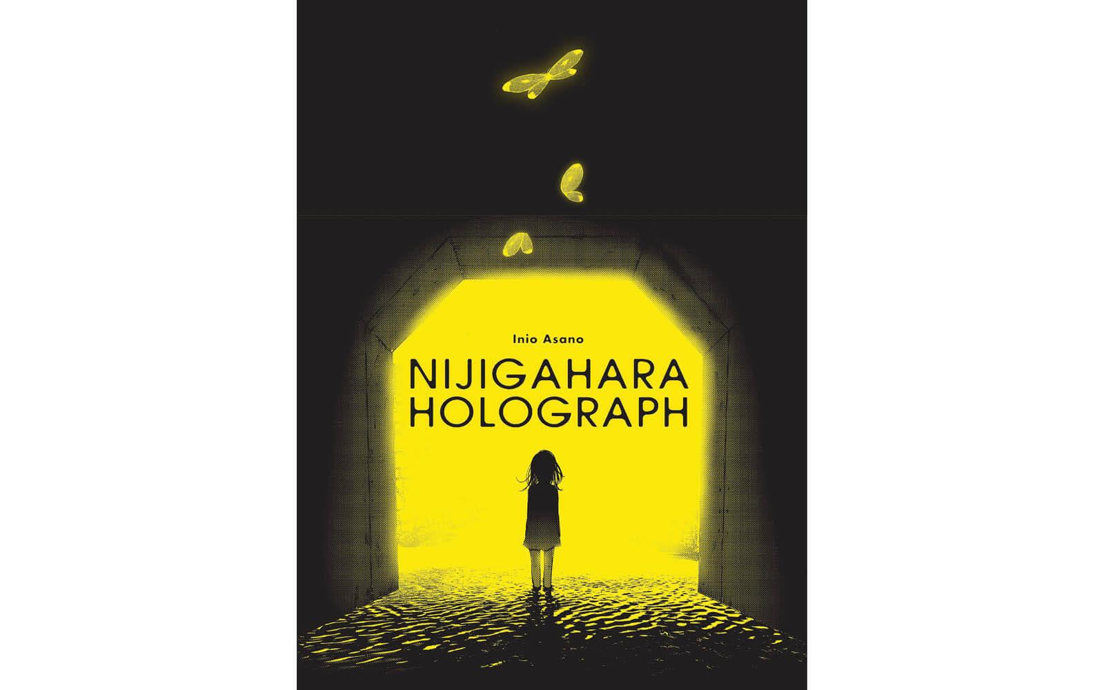 Nijigahara Holograph Manga Cover
