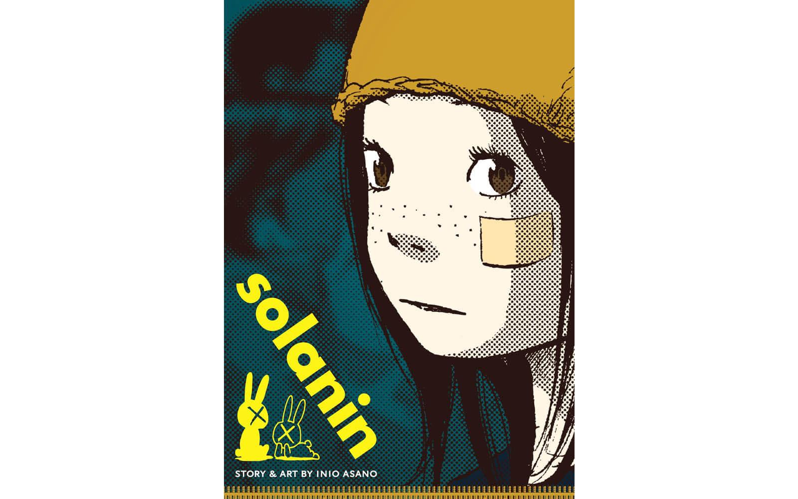 Solanin Manga Cover