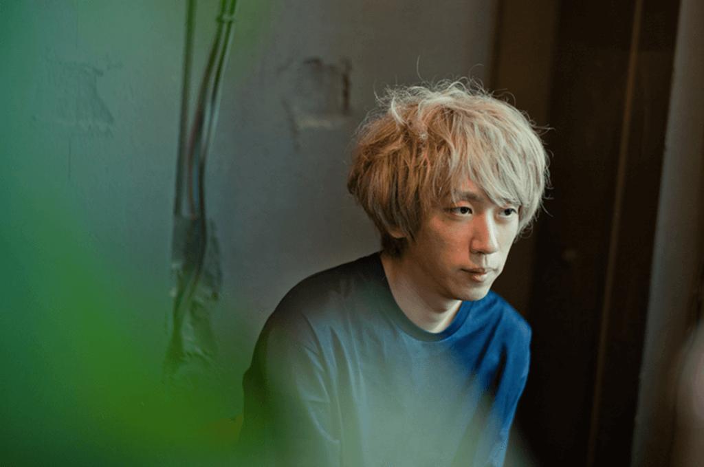 A photograph of Inio Asano.