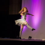 Alice in Wonderland dance skit