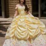 "Belle from ""Beauty and the Beast"""