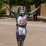 """Solaire of Astora from """"Dark Souls"""""""