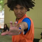 """Goku from """"Dragon Ball Z"""""""