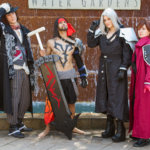 """Villains from the """"Final Fantasy"""" series"""