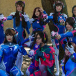 """A collection of D.Va's from """"Overwatch"""""""