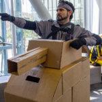 Solid Snake from Metal Gear Solid - Instagram: @snake_n_da_box
