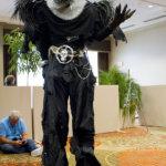 AnimeFest 2018 - Ryuk from Death Note
